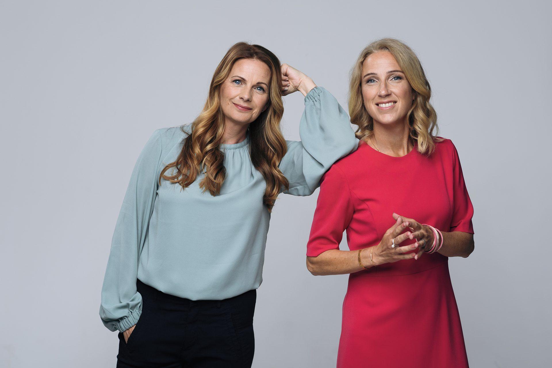 Mia Ingelström och Veronica Linarfve
